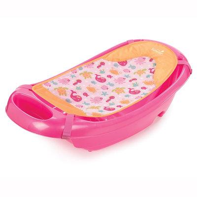 Summer Infant Splish 'n Splash Newborn to Toddler Tub in Pink