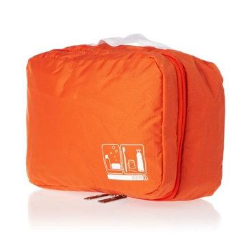 Flight001 Toiletry Bag Spacepak - Orange