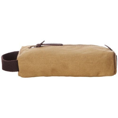 Timberland Men's Canvas Cord Case, Khaki, One Size