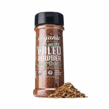 Paleo Powder Seasoning, Herbed Salt Free Organic, 2 Ounce [Organic Salt Free]
