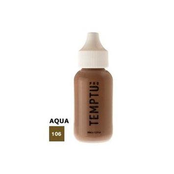 TEMPTU PRO Aqua Airbrush Makeup 1 Ounce Bottle of Taupe (#106) Aqua Airbrush Foundation Makeup