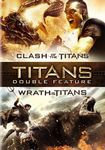 Clash of The Titans/Wrath of The Titans (DVD)
