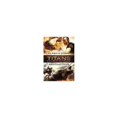 Clash of The Titans/Wrath of The Titans (DVD)