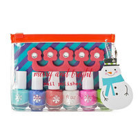 Simple Pleasures 6-pc. Merry & Bright Snowman Nail Polish Gift Set, Multicolor