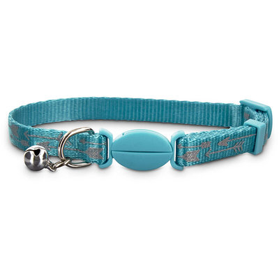 Good2Go Reflective Arrow Cat Collar, One Size Fits All, Blue