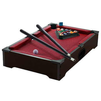 Totes Tabletop Pool Game, Multicolor