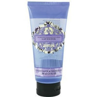 AAA Floral Lavender Luxury Bath And Shower Gel 200ml by The Somerset Toiletry Co