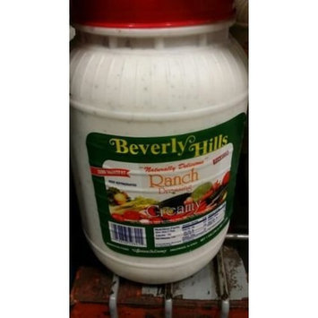 Beverly Hills Creamy Ranch Dressing 1 Gal (2 Pack)