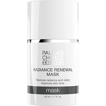 Paula's Choice Radiance Renewal Night Mask with Arbutin and Niacinamide, Overnight Facial Treatment Mask for Normal, Dry, Oily, and Combination Skin