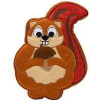 Pridebites Squirrel Dog Toy