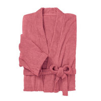 Regal Egyptian Cotton Small/Medium Rouge Bath Robe