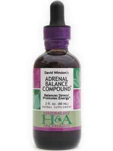 Herbalist & Alchemist, Adrenal Balance Compound 2 oz