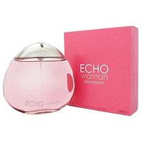 ECHO by DAVIDOFF Eau De Parfum Spray for Women. EDP 3.4 fl oz, 100 ml