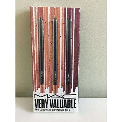 Very Valuable Pro Longwear LIMITED EDITION Lip Pencil Kit 2; Bespoken For, Cultured and Etcetera