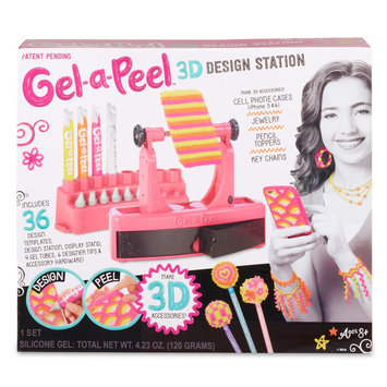 Mga Gel-a-Peel 3D Accessory Design Station Craft Kit