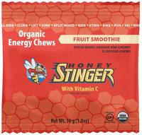 Honey Stinger Organic Energy Chews - Fruit Smoothie