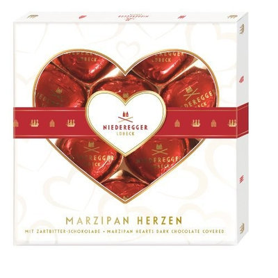 Niederegger Chocolate Covered Marzipan Hearts (7)