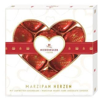 Niederegger Chocolate Covered Marzipan Hearts (7)