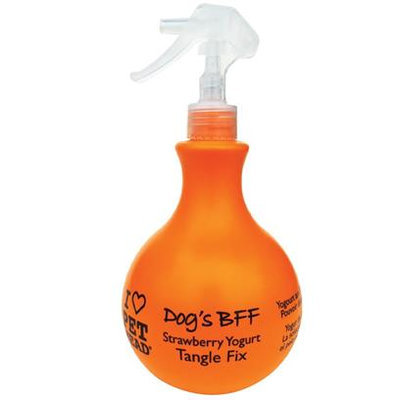 Pet Head Dog's BFF Tangle Fix Detangling Spray