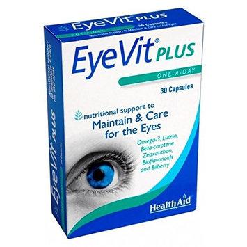 Health Aid, Eye VIT, 30 Count