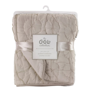 Cocalo Pinwheel Quilted Comforter - Gray, Grey