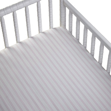 Cocalo Baby Fitted Sheet Light Pink