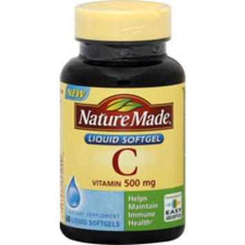 Nature Made Vitamin C Softgels 500 mg, 60CT