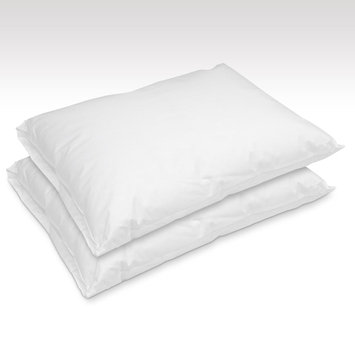 Rio Home Fashions Hotel Laundry Breathable Waterproof Pillow (Set of 2)