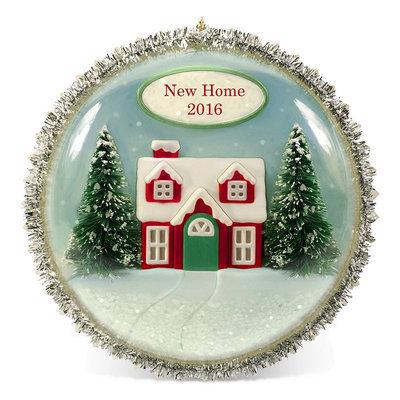 New Home 2016 Hallmark Keepsake Christmas Ornament, Black