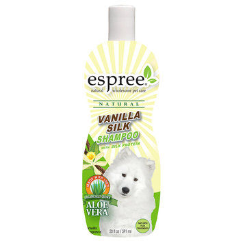Espree Vanilla Silk Shampoo, 20 fl oz.