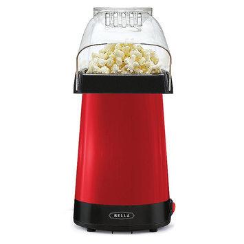 Bella Hot Air Popcorn Maker, Red