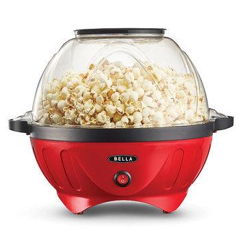 Bella Stir Stick Popcorn Maker, Red
