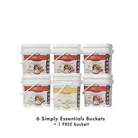 EasyPrep Simply Essentials 6-Month Food Storage Supply