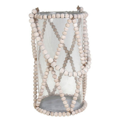 SONOMA Goods for Life™ Glass Lantern Candle Holder, Multicolor