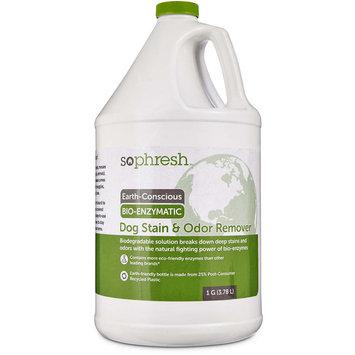 So Phresh Earth-Conscious Bio-Enzymatic Dog Stain and Odor Remover, 1 Gallon