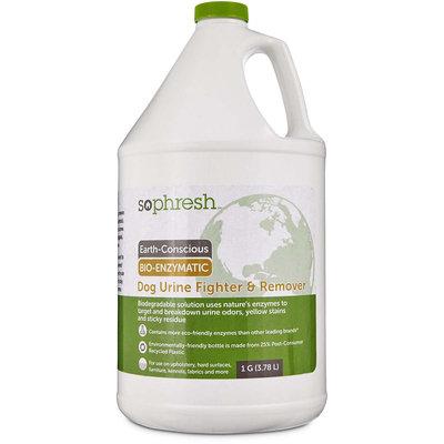 So Phresh Earth-Conscious Bio-Enzymatic Dog Urine Fighter & Remover, 1 Gallon