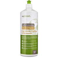 So Phresh Earth-Conscious Bio-Enzymatic Cat Urine Fighter & Remover, 32 fl. oz.
