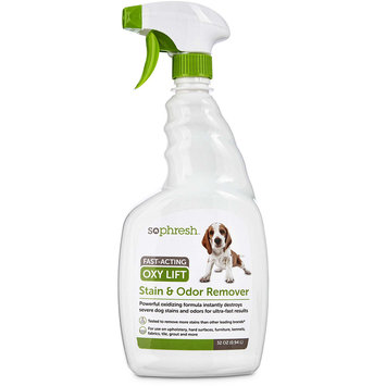 So Phresh Oxy Lift Dog Stain & Odor Remover, 32 fl. oz.