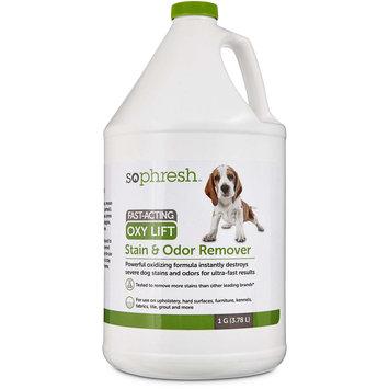 So Phresh Oxy Lift Dog Stain & Odor Remover, 1 Gallon