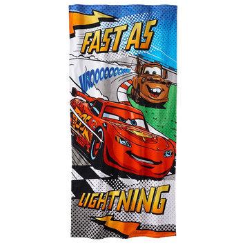 Disney/Jumping Beans Cars Beach Towel, Multicolor