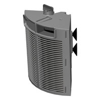 Supreme EZ Clean Dual Cartridge Internal Aquarium Filter: Tanks up to