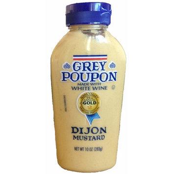 Grey Poupon Deli Mustard - 10 Oz Bottle