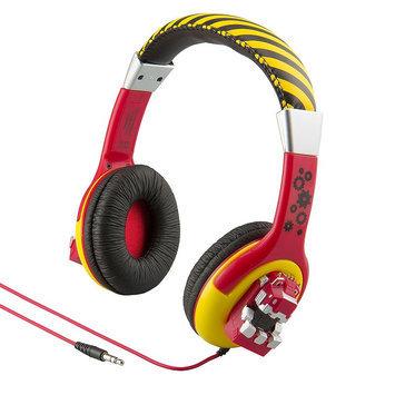 Kids DreamWorks Dinotrux Stereo Headphones by eKids, Multicolor