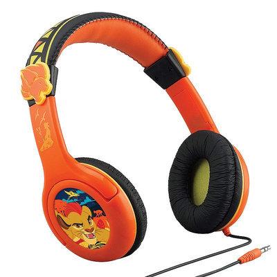 Ekids Disney's The Lion Guard Kion Kids Stereo Headphones, Multicolor