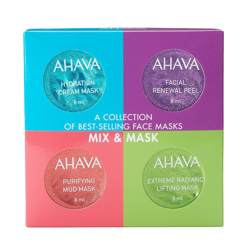 Ahava 4-pc. Mix & Mask Collection Kit, Multicolor