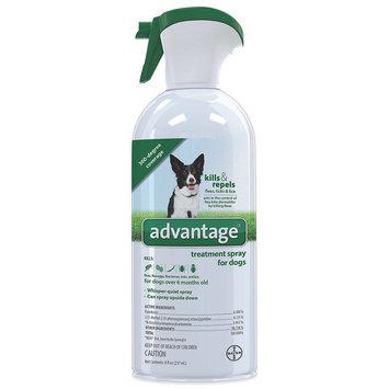 Advantage Flea & Tick Treatment Spray for Dogs, 8 fl. oz.