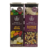 Women's Bean Project Gourmet Food Two Snack Gift Bundle, 2 items