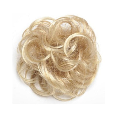 Tony of Beverly Womens Synthetic Hairpiece ''Flounce''-4: Dark Brown