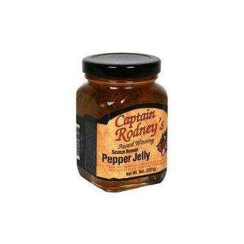 Captain Rodneys Glaze Pepper Sweet & Spicy, 9 oz