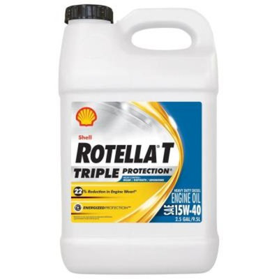 Shell Rotella 320 oz.15W40 Motor Lubricant Oil